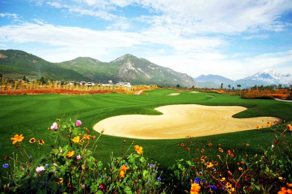 Ancient Town Golf of Lijiang