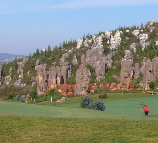 Stone Forest Golf of Kunming