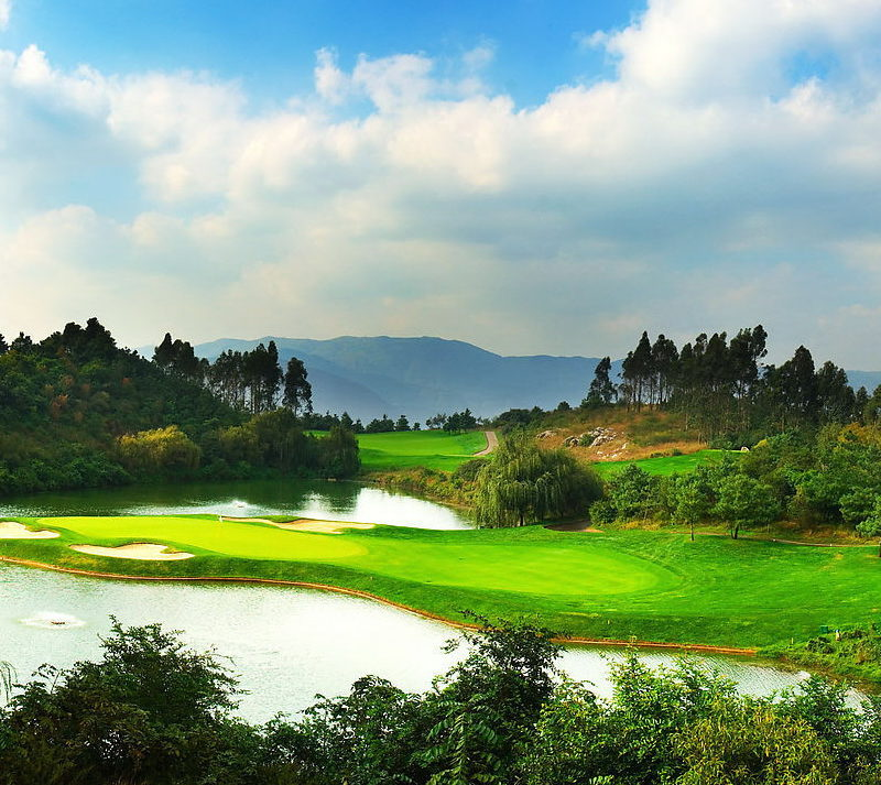 Spring City Golf of Yunnan