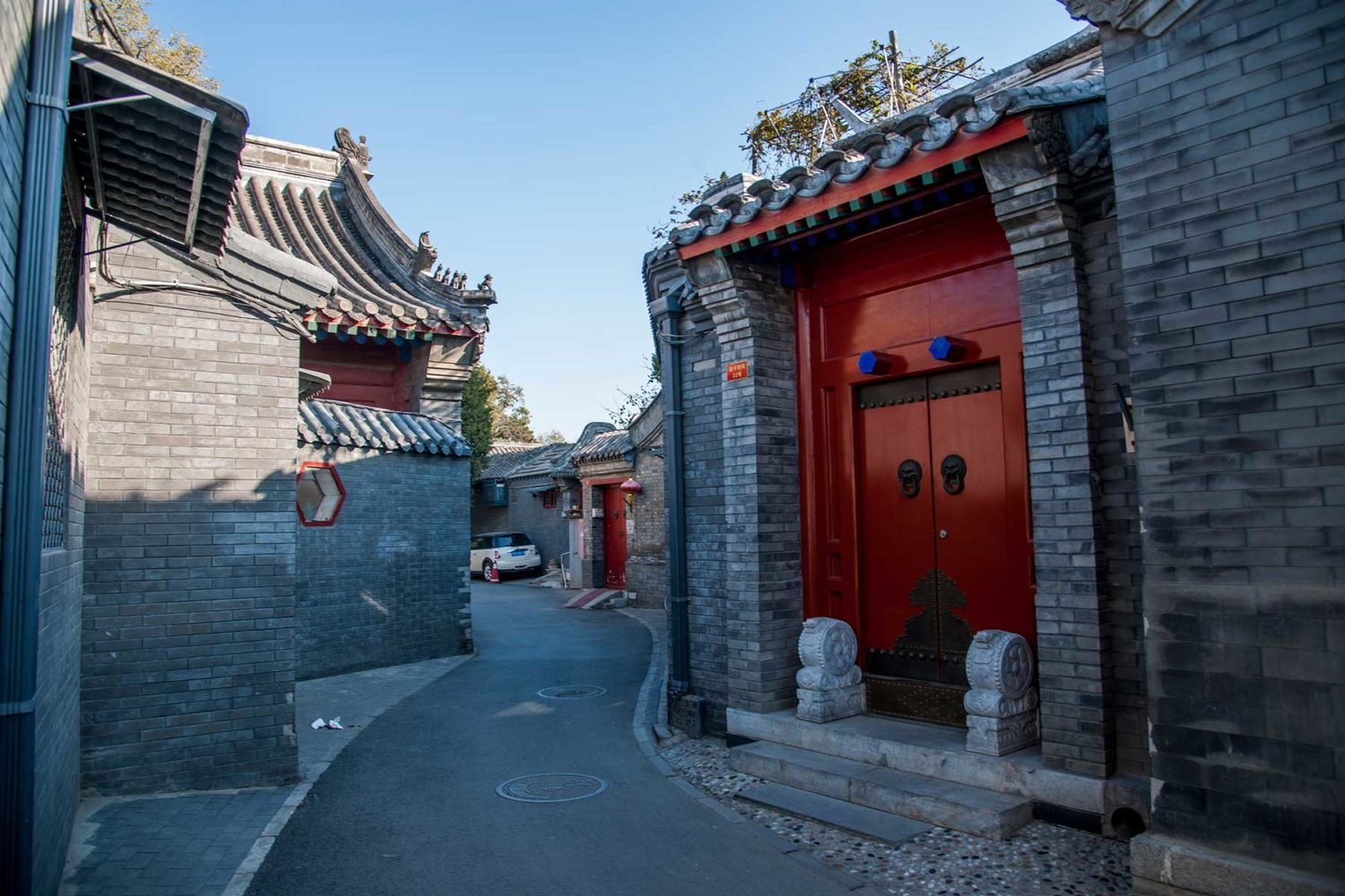 Hutong of Beijing