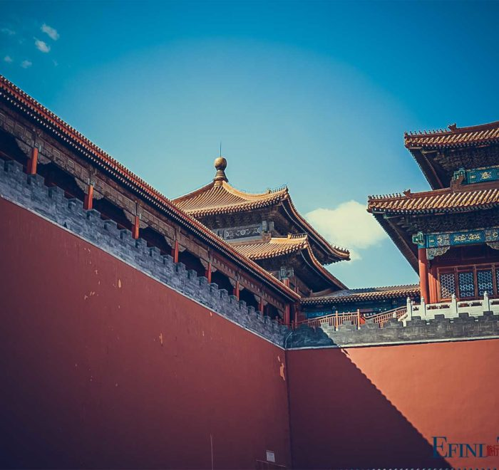 Forbidden City of Beijing