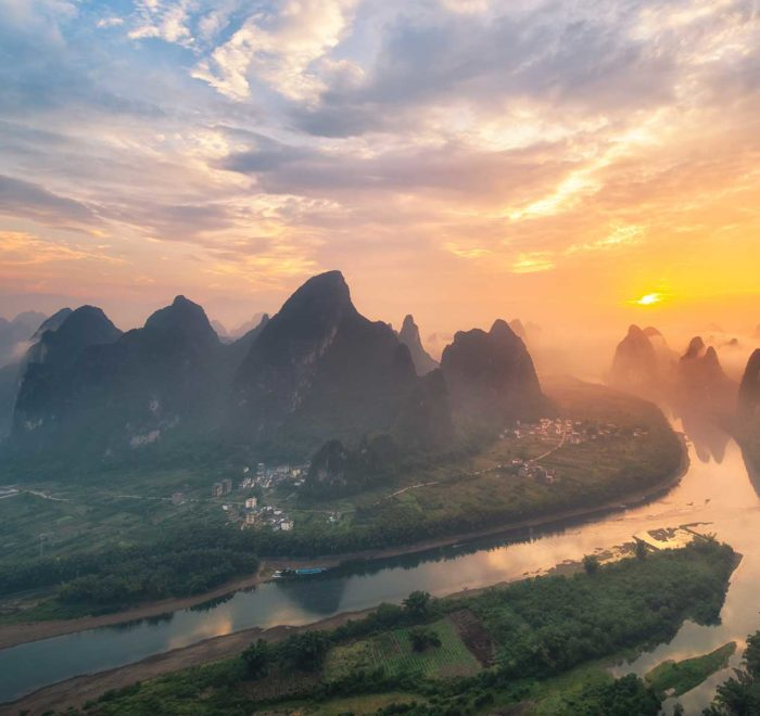 Li River of Guilin