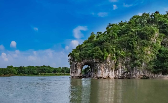 Elephant Hill of Guilin