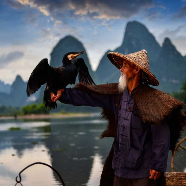 fisherman of Guilin