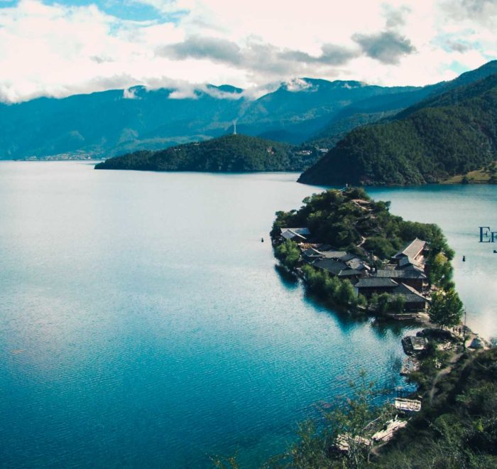Lugu Lake of Lijiang