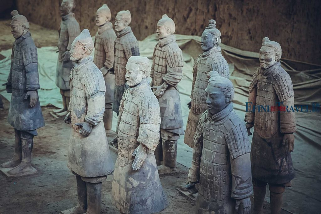Xi'an Terra-cotta Warriors