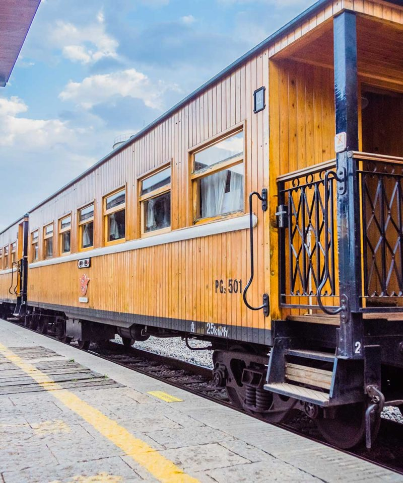 Jianshui Old Train Tour